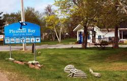 Mountain View Motel & Cottages, 23659 Cabot Trail, B0E 2P0, Pleasant Bay