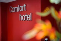 Comfort Hotel Champigny Sur Marne, 143 Rue Alexandre Fourny, 94500, Champigny-sur-Marne