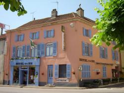 Hotel du Donjon, 46 rue de la République, 70600, Champlitte-et-le-Prélot