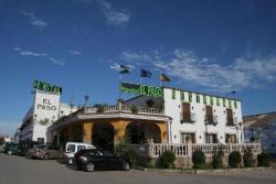 Hostal Restaurante El Paso, Carretera Madrid Cadiz, km 294, 23710, Bailén