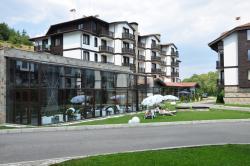 3 Mountains Hotel, 7 Stolovatets Str., 2760, Razlog