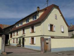 Maison Feuerbach, 6 rue de Colmar, 68970, Illhaeusern