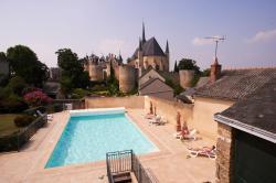 Hotel Spa Le Relais Du Bellay, 96 Rue Nationale, 49260, Montreuil-Bellay