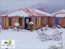 180 Degree Resorts, 7 Mile Stone,P.O Kanatal,Chamba-Mussurri Highway, 244501 Chamba