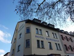 Hotel Römerhof, Am Rupertsberg 10, 55411, Bingen am Rhein