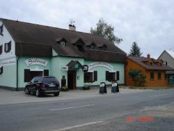 Penzion a restaurace Myslivna, Velký Újezd 163, 78355, Velký Újezd