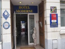 Hôtel Moderne, 19 bis rue Parmentier, 94700, Maisons-Alfort