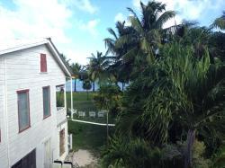 Vega Inn & Gardens, Beachfront Vega Beach, 0000, Caye Caulker