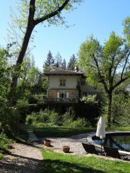 Hostellerie Restaurant Les Gorges de l'Aveyron, Lieu dit Le Bugarel, 82800, Bruniquel