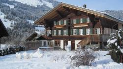 Chalet-Hotel Alpenblick Wildstrubel, Grodeygasse 2, 3772, Sankt Stephan