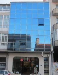 Hostal Conde Rey, Rúa Xeral, 27, 36570, Bandeira