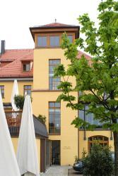 Hotel Alter Pfarrhof, Schmiedgasse 23, 92507, Nabburg