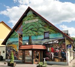 Hotel Grüner Baum - Hildburghausen, Ebenhardser Dorfstr.2, 98646, Hildburghausen