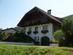 Ferienwohnung Feitzinger, Wilhelmweg 9, 5340, Sankt Gilgen
