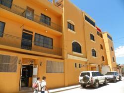 Hotel Ipsan Nah, El Centro La Esperanza; Intibucà 1 cuadra y media al oeste del Estadio Municipal, 50432, La Esperanza