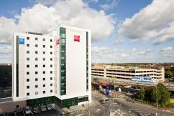 ibis budget Birmingham International Airport – NEC, Ambassador Road, B26 3QL, Bickenhill