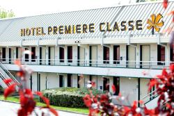 Premiere Classe Gueret, Lieu Dit Cher du Prat, 23000, Guéret