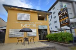International Lodge Motel, 40 Macalister Street, 4740, Mackay