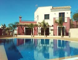 Villa Los Olivos, C3319. km 1,4, 30155, Baños y Mendigo