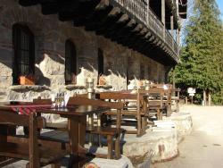 Hotel Tzarev Vrah, Rila Monastery, 2643, Рильский монастырь