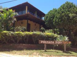 Pousada Por do Sol, Rua 2 quadra 2 lote 1, 73770-000, Sao Jorge