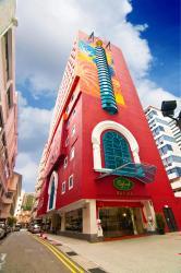 Oxford Hotel, 218 Queen Street, 188549, Singapur