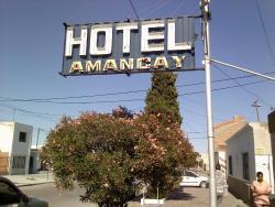 Hotel Amancay, Paraguay 953, 9100, Trelew