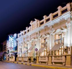 Parana Hotel Plaza Jardín, 9 de Julio 60, 3100, Paraná