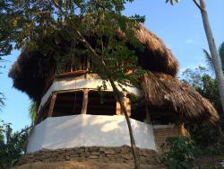 Mamatukua Hostel, 1.4km por el Camino Real a la Sierra Nevada, despues de la casa indígena, 446009, Palomino