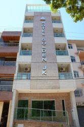 Hotel Golden JK, Avenida Juscelino Kubitschek, 311, 36880-000, Muriaé
