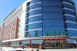 GreenTree Inn Zhangjiakou Yu County Bus Station Business Hotel, Cross of North Circle Road and North Jianshe street, 075700, Xiaowa