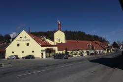 Hotel Sladovna, Černá Hora 3/5, 67921, Černá Hora