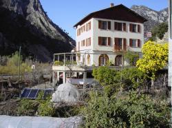 Hôtel Restaurant des 2 Vallées, RD 6202, 06670, Le Plan-du-Var