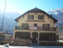 Hotel Edelweiss, 1514 Route Nationale, 74300, Magland