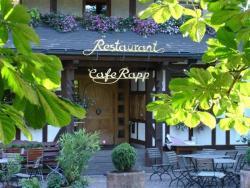 Hotel Restaurant Café Rapp, Dörfle 22, 78126, Königsfeld im Schwarzwald