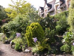 Chambres d'hôtes du Jardin Francais, 24 rue René de Girardin, 60950, Ermenonville