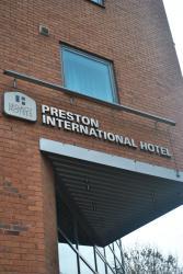 Legacy Preston International Hotel, Marsh Lane, PR1 2YF, Preston