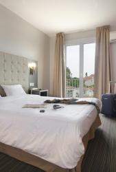 Inter-Hotel Le Grillon D'or, 40 Rue De La Republique, 66160, Le Boulou
