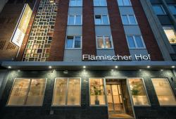 Hotel Flämischer Hof, Flämische Str. 4, 24103, Kiel