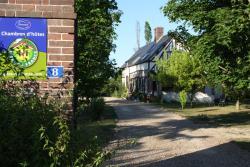 Chambre d'hôtes - Le jardin des Patissons, 8 rue des ecoles, 27220, La Foret Du Parc
