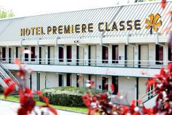 Premiere Classe Compiegne - Jaux, Zac Du Camp Du Roy - 726, Avenue Jean Moulin, 60880, Jaux