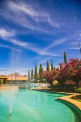 Hotel Los Parrales, URB. Carmen de Aranjuez Km 3.5, 9999, Tarija