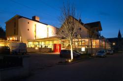 Landhotel Wilder Mann, Mettingerstraße 11, 79805, Eggingen