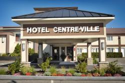 Hôtel Centre-Ville, 3, boulevard Taché Est, G5V 1B6, Montmagny