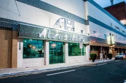 Alves Hotel, Rua 24 Dezembro 1236, 17504-010, Marília