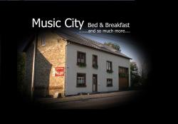 B&B Music City, Rue de la Copette 7, 6666, Wibrin