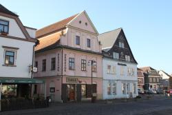 Penzion Koudela, Náměstí Míru 123, 40721, Česká Kamenice