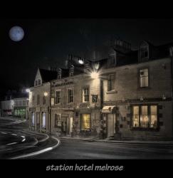 Station Hotel And Restaurant, Market Square, TD6 9PT, Melrose