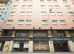 Hotel Burlada, La Fuente, 2. (esquina c/ Mayor), 31650, Burlada