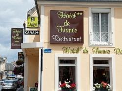 Hôtel de France, 13 Rue Emile Demagny, 14230, Isigny-sur-Mer